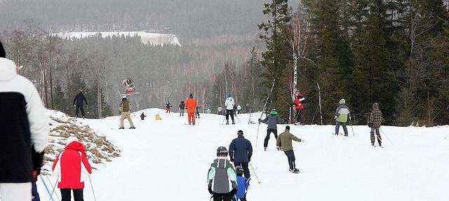 SydAlpin Kungsbygget -Winterurlaub in Halland flickr (c) Giam CC-Lizenz